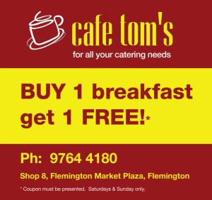 Cafe Tom's