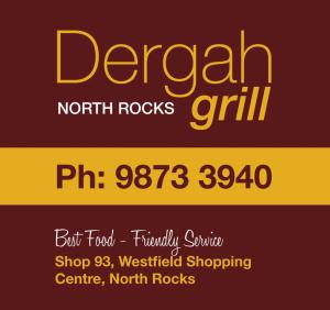 Dergah Grill North Rocks – Best Food & Friendly Service