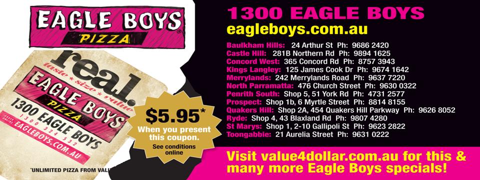 1300 Eagle Boyseagleboys.com.au
