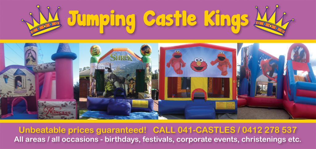 Jumping Castle Kings - Unbeatable Prices Guaranteed