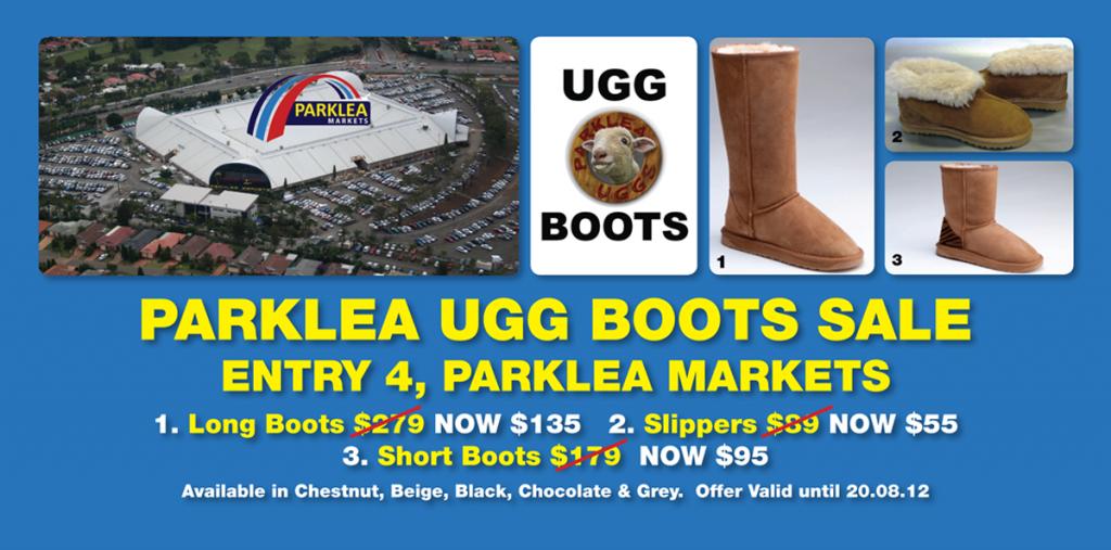 Parklea Ugg Boots Sale