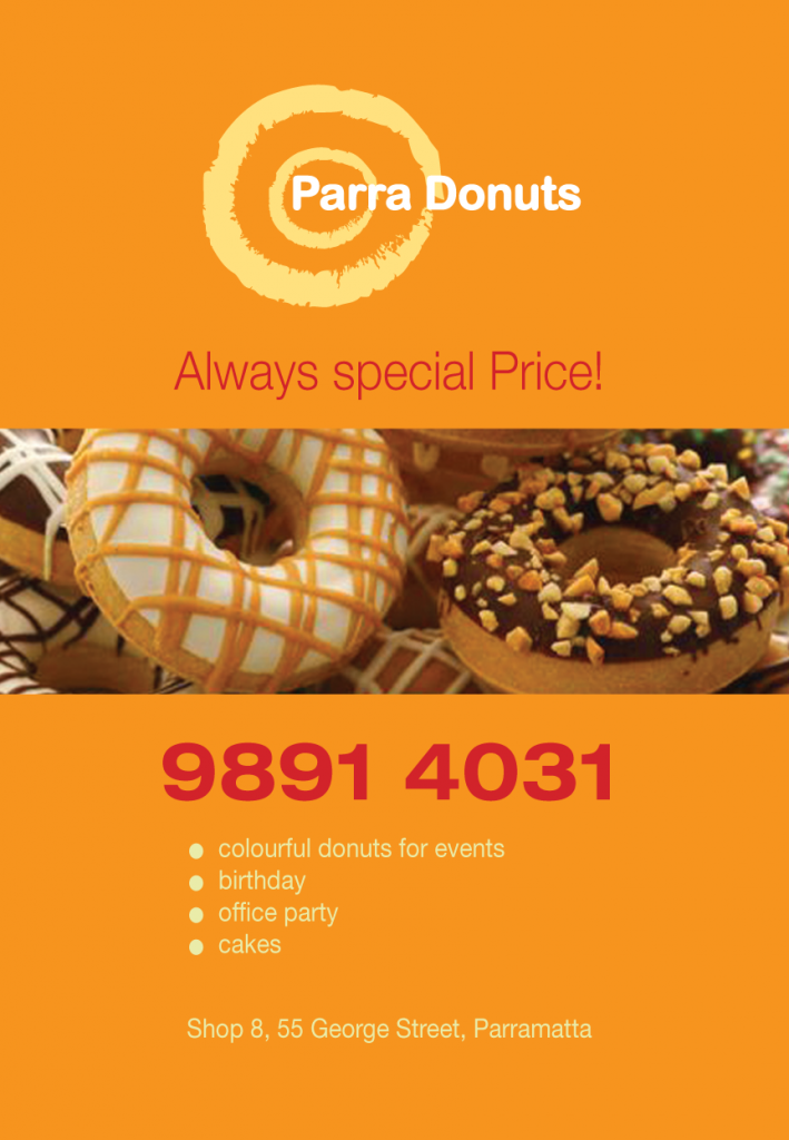 Parra Donuts Online Coupon