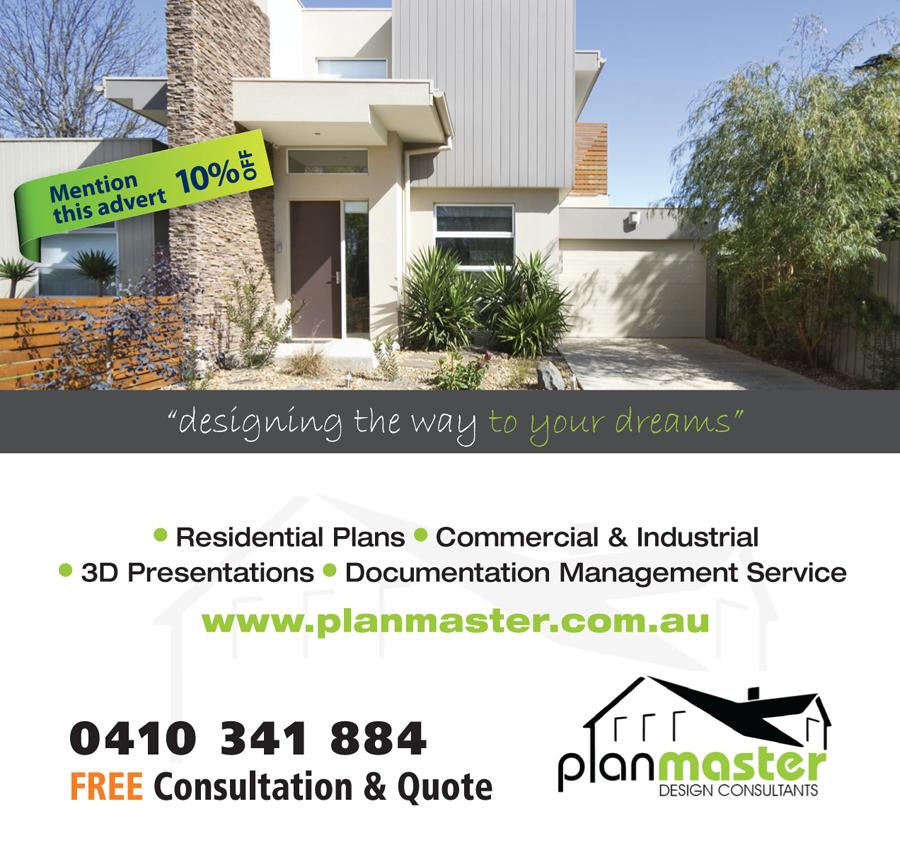 Planmaster Design Consultants Discount Voucher