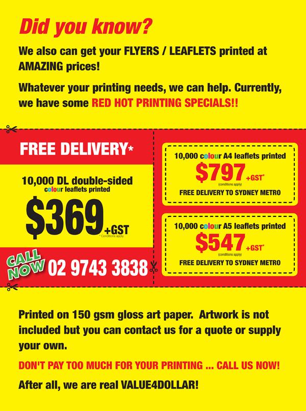 popular coupons