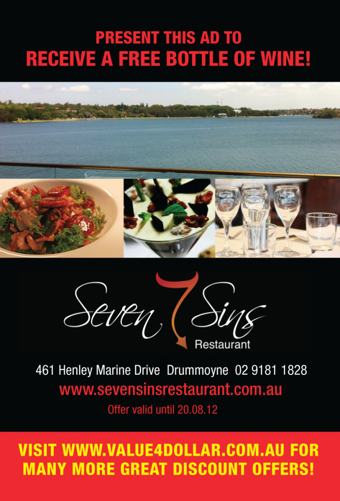 Seven Sins Restaurant