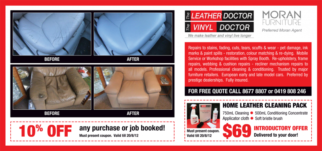 The Leather Doctor Discount Coupons